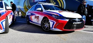 2015 Toyota Camry - DAYTONA 500 Official Pace Car 32