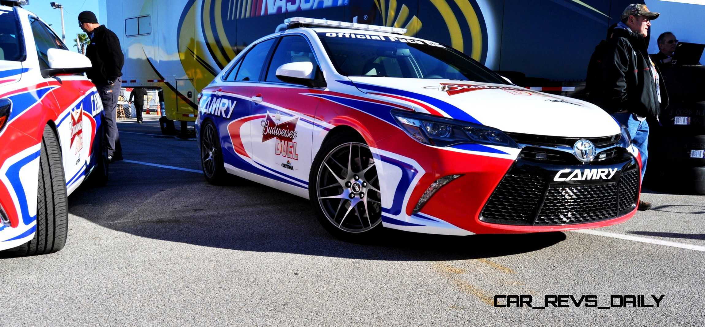 2017 Toyota Camry Daytona 500 Official Pace Car 32