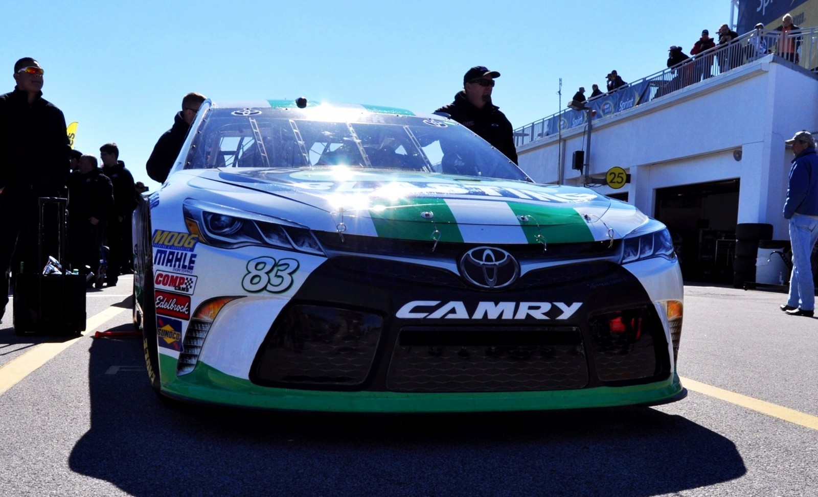 2015 Toyota Camry - DAYTONA 500 Official Pace Car 5