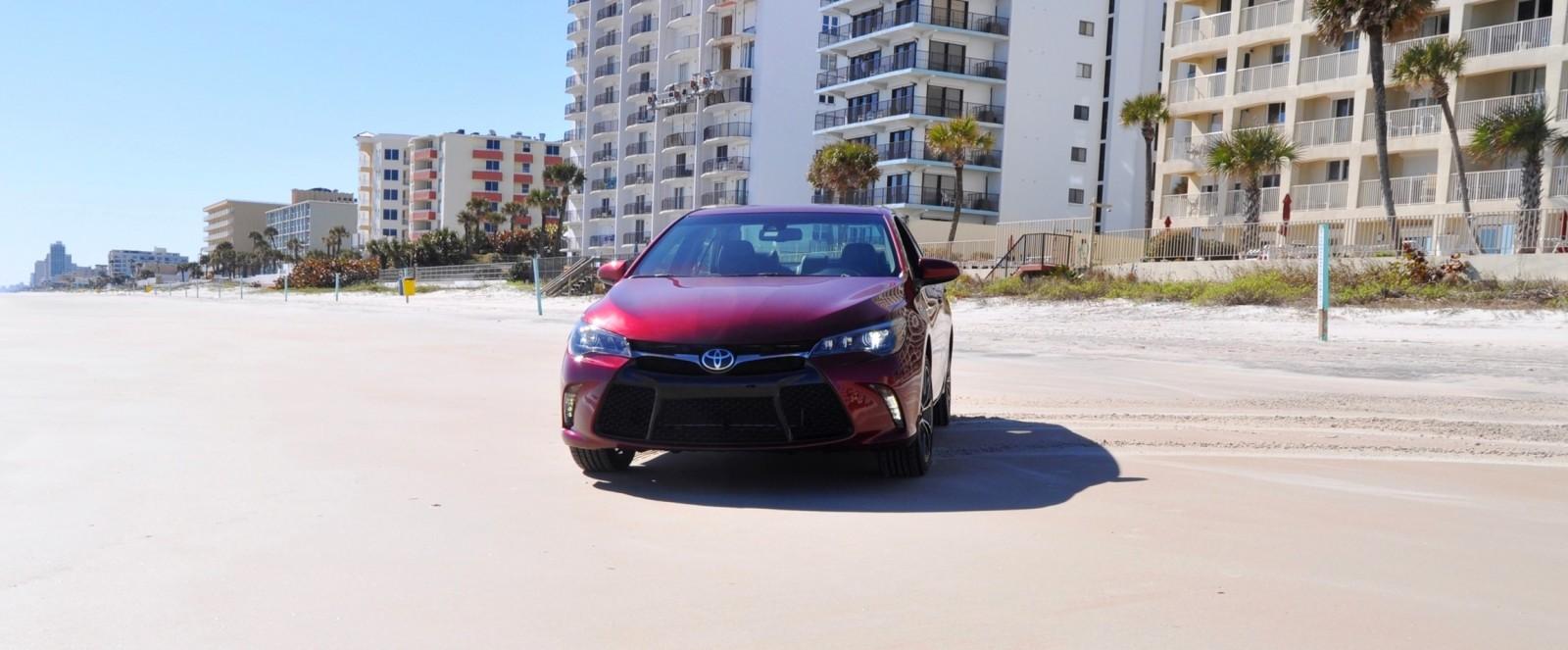 2015 Toyota Camry NASCAR Daytona Beach 1