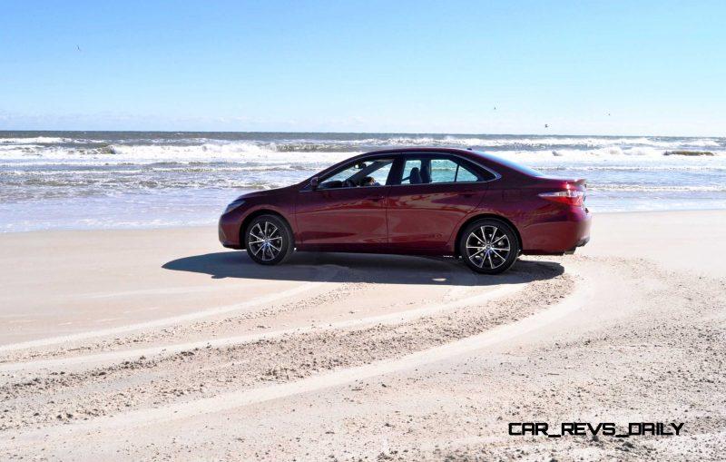 2015 Toyota Camry NASCAR Daytona Beach 18