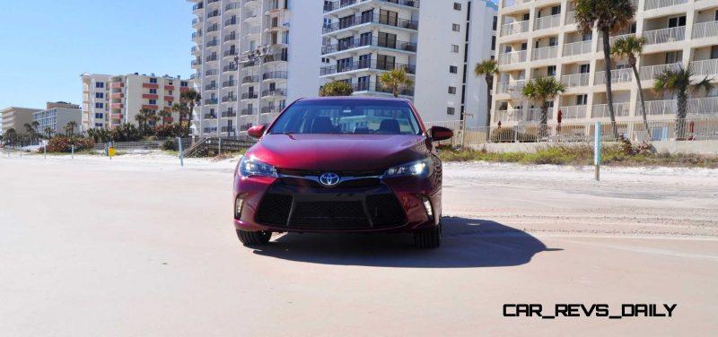 2015 Toyota Camry NASCAR Daytona Beach 3