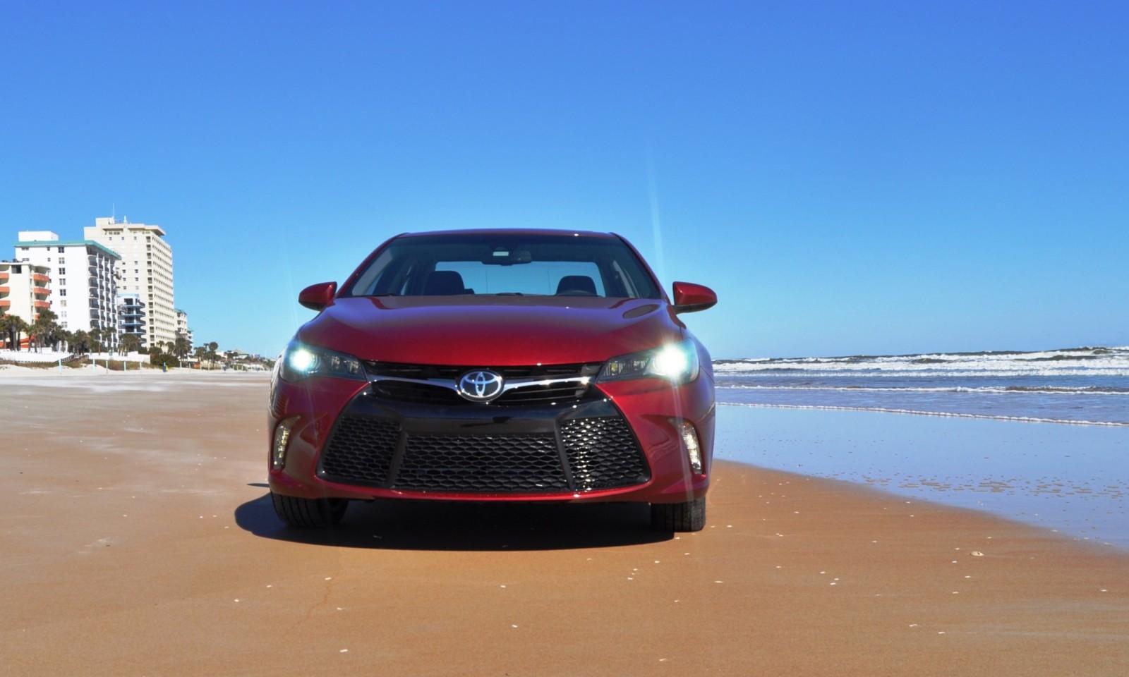 2015 Toyota Camry NASCAR Daytona Beach 47