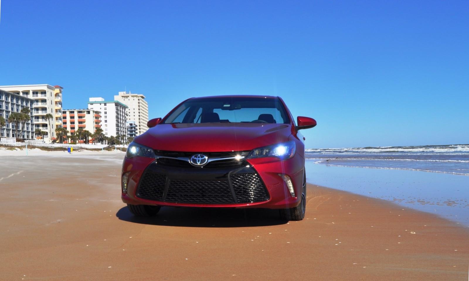 2015 Toyota Camry NASCAR Daytona Beach 48