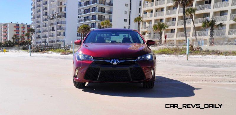 2015 Toyota Camry NASCAR Daytona Beach 5