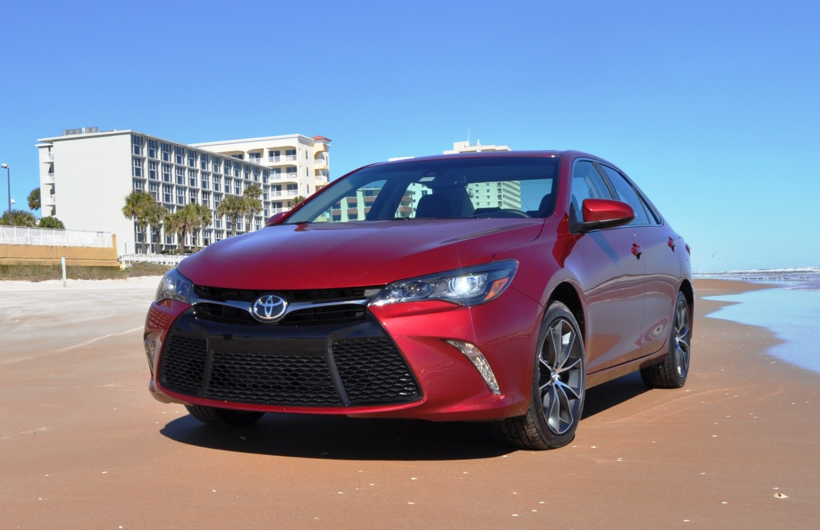 2015 Toyota Camry NASCAR Daytona Beach 50