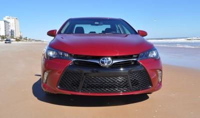 2015 Toyota Camry NASCAR Daytona Beach 55