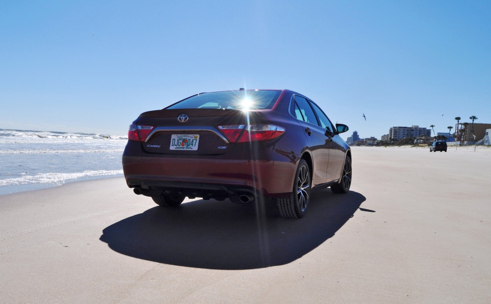 2015 Toyota Camry NASCAR Daytona Beach 65