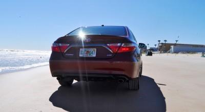 2015 Toyota Camry NASCAR Daytona Beach 68