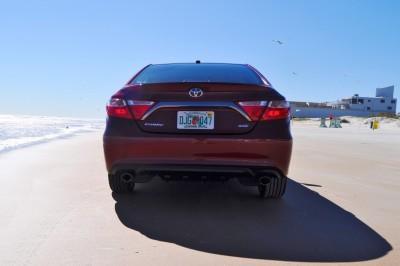 2015 Toyota Camry NASCAR Daytona Beach 69
