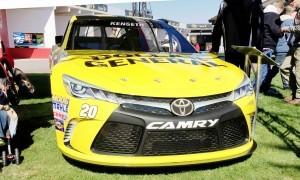 2015 Toyota Camry NASCAR Dollar General 1