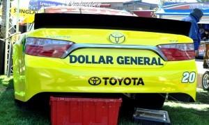 2015 Toyota Camry NASCAR Dollar General 14