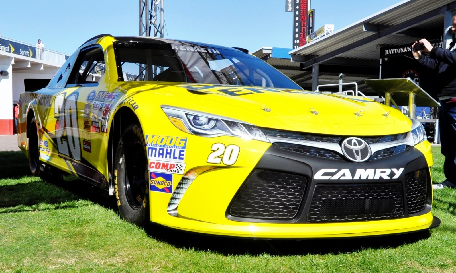 2015 Toyota Camry Nascar Of Matt Kenseth 20 Dollar General