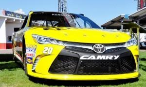2015 Toyota Camry NASCAR Dollar General 20