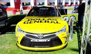 2015 Toyota Camry NASCAR Dollar General 27