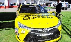 2015 Toyota Camry NASCAR Dollar General 29