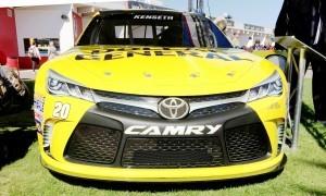 2015 Toyota Camry NASCAR Dollar General 3