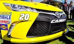 2015 Toyota Camry NASCAR Dollar General 33