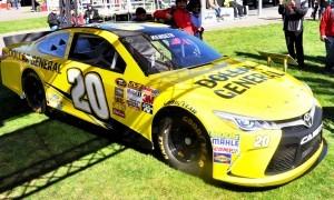 2015 Toyota Camry NASCAR Dollar General 41