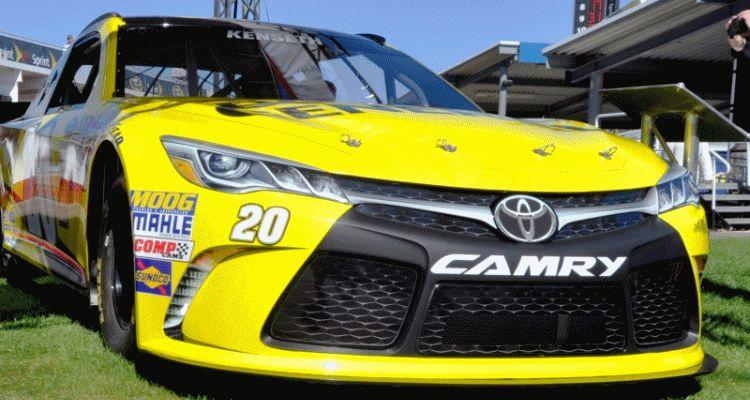 2015 Toyota Camry NASCAR