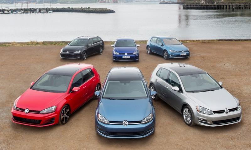 2015 Volkswagen Golf SportWagen 1