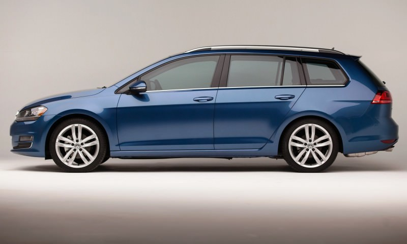 2015 Volkswagen Golf SportWagen 13