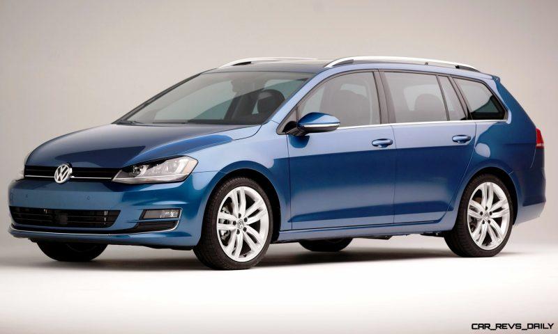 2015 Volkswagen Golf SportWagen 14