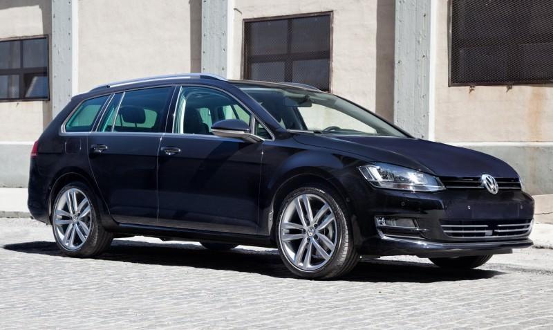 2015 Volkswagen Golf SportWagen 2