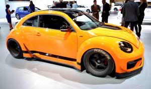 2015 Volkswagen Tanner Foust Racing ENEOS RWB Beetle 1