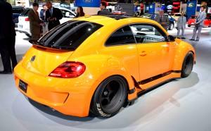 2015 Volkswagen Tanner Foust Racing ENEOS RWB Beetle 2