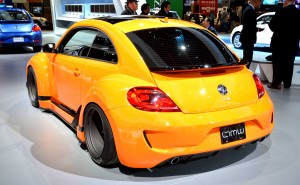 2015 Volkswagen Tanner Foust Racing ENEOS RWB Beetle 4