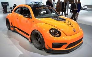 2015 Volkswagen Tanner Foust Racing ENEOS RWB Beetle 7