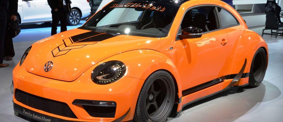 2015 Volkswagen Tanner Foust Racing ENEOS RWB Beetle 9