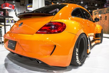 2015 Volkswagen Beetle Rear-Drive Widebody by Tanner Foust Racing