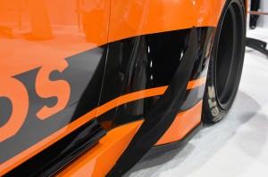 2015 Volkswagen Tanner Foust Racing ENEOS RWB Beetle 997
