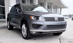 2015 Volkswagen Touareg TDI 10