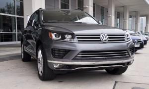 2015 Volkswagen Touareg TDI 11