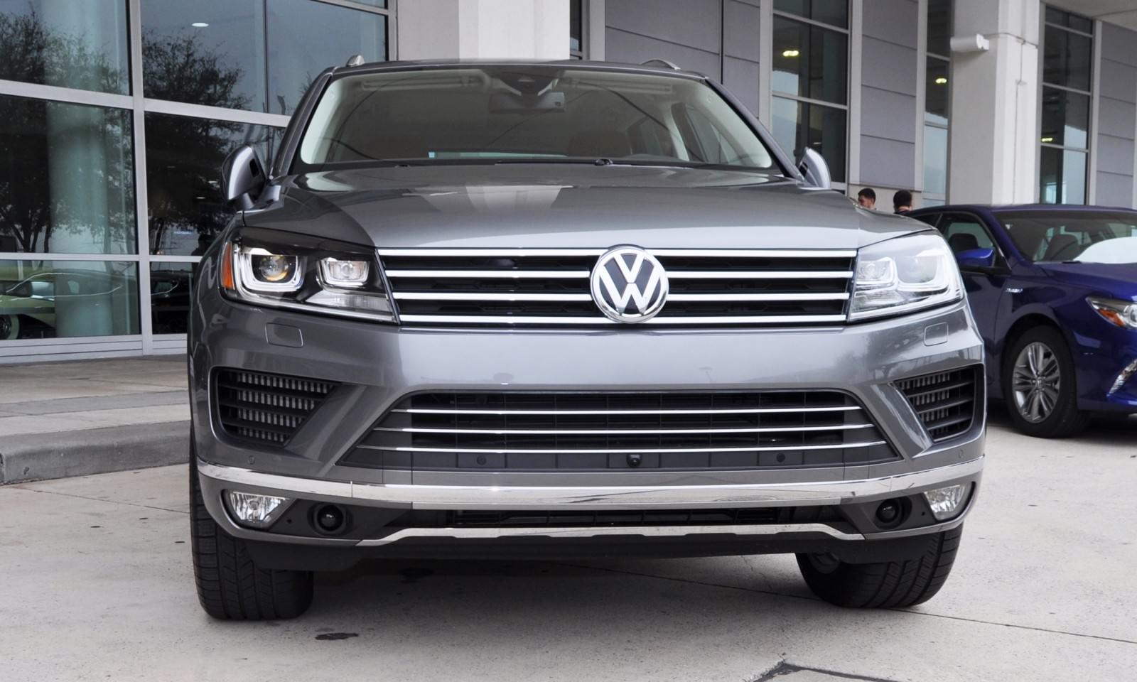 2015 Volkswagen Touareg TDI 13