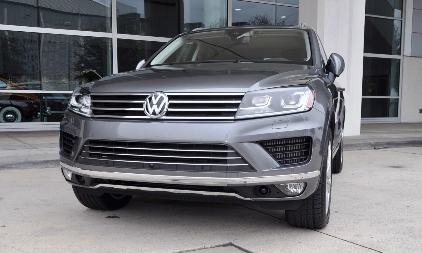 2015 Volkswagen Touareg TDI 15