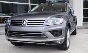 2015 Volkswagen Touareg TDI 16