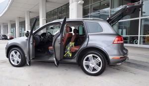 2015 Volkswagen Touareg TDI 18