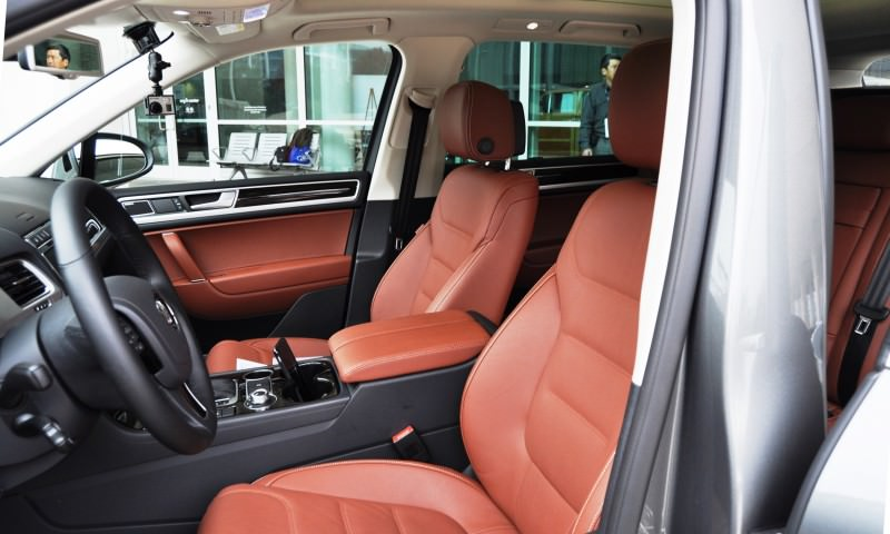 2015 Volkswagen Touareg TDI 19