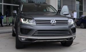 2015 Volkswagen Touareg TDI 25