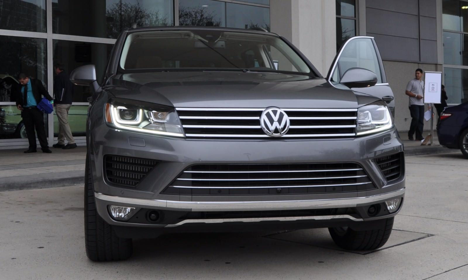 2015 Volkswagen Touareg TDI 26