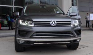 2015 Volkswagen Touareg TDI 27