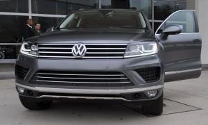 2015 Volkswagen Touareg TDI 30