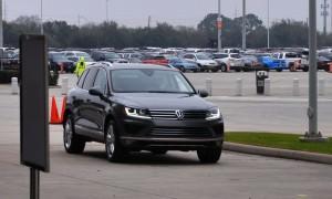 2015 Volkswagen Touareg TDI 31