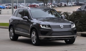 2015 Volkswagen Touareg TDI 36