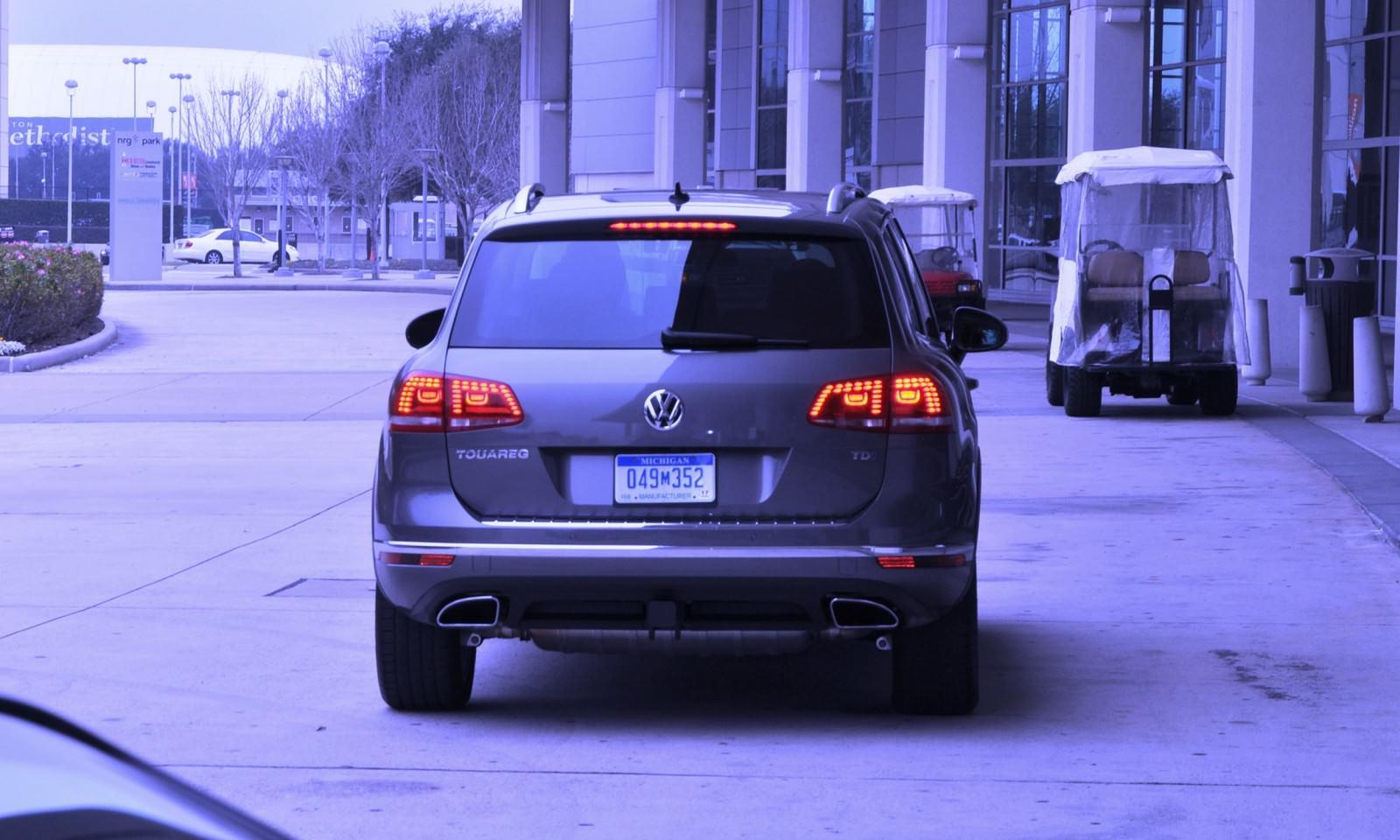 2015 Volkswagen Touareg TDI 37