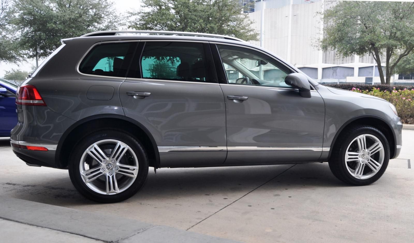 2015 Volkswagen Touareg TDI 4